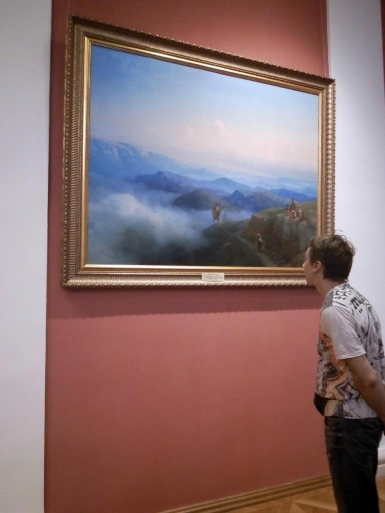 художественный музей Ярославля, Ярославль, достопримечательности, Ярославль за один день