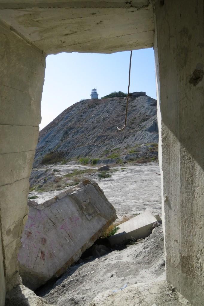 Крым, Феодосия, маяк
