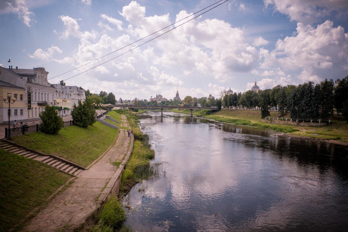 Торжок, путешествие на северо-запад, путешествие, Россия