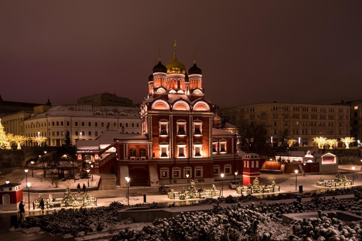 Знаменский собор , Москва, новый год 2021, 2021, 2020, новогодние праздники, куда поехать, куда поехать на новый год, новогодняя Москва, Москва в новый год, путешествие в рождество