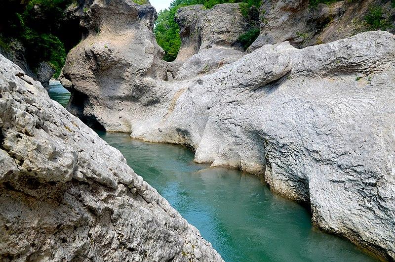 Река Белая, Алыгея, Кавказ, Северный Кавказ, на автомобиле на Кавказ,