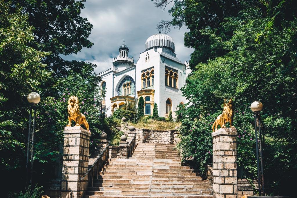 Железноводск, источник, минеральная вода Железноводск, дворец Эмира, пансионат Тельмана